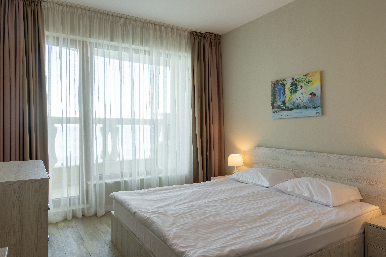Делукс едноспален апартамент – море